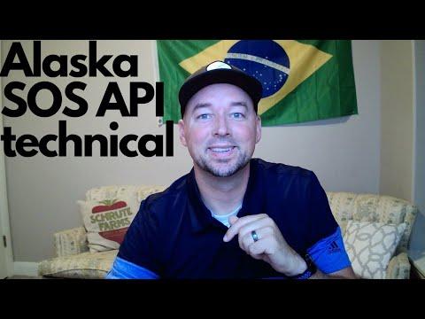 Adding Alaska to the Secretary of State API
