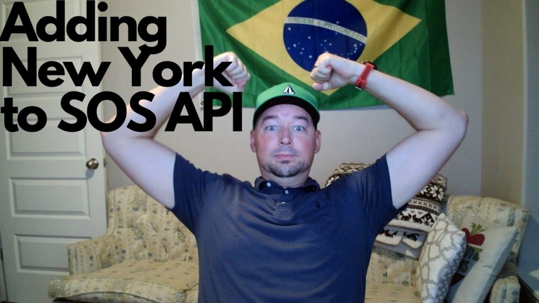 Taking the Secretary of State API to New York