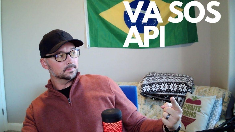 Virginia Secretary of State business data via API